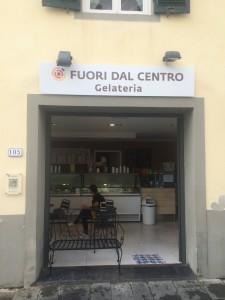 Fuori dal Centro Gelateria, Lucca, Italy