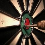 dartboard, target, bullseye, darts
