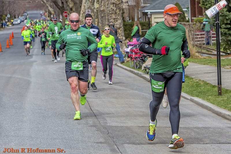 St. Pat's West End 5k Run